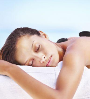 Hot Stone Massage in Newton Abbot